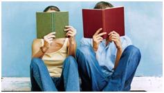читающие друзья
